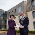 dlr Housing Awarded EnerPhit Certification
