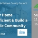 Free Webinar: Make Your Home Energy Efficient and Become a Sustainable Community