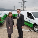 DLR's Fleet Goes Electric!