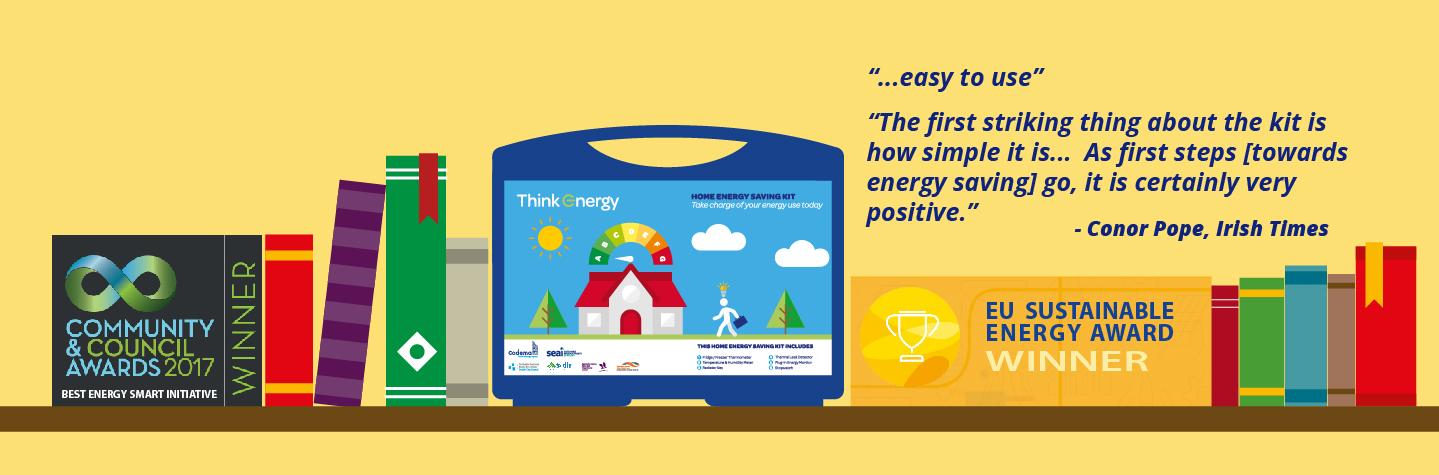 The award-winning Home Energy Saving Kit