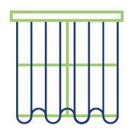Avoid net curtains or blinds