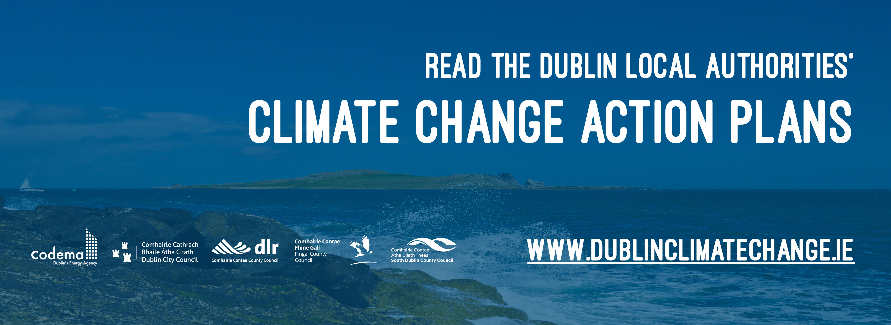 Read the Dublin Local Authority Climate Change Action Plans