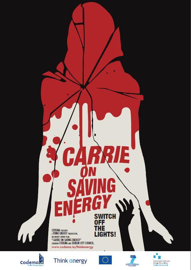 Carrie on Saving Energy