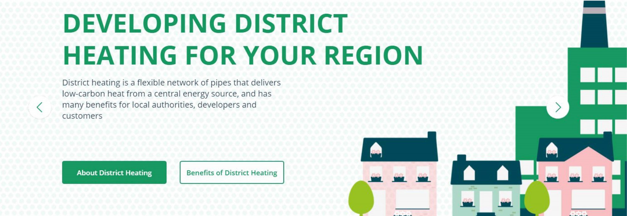 Guide to District Heating is now live!