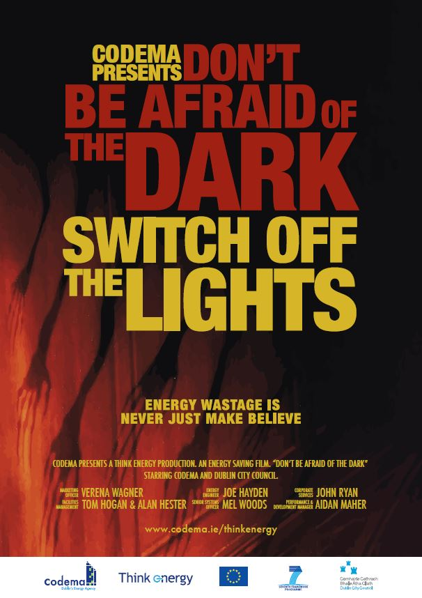 Don't be afraid of the dark!