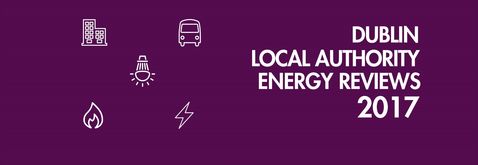 Dublin Local Authority Energy Reviews 2017