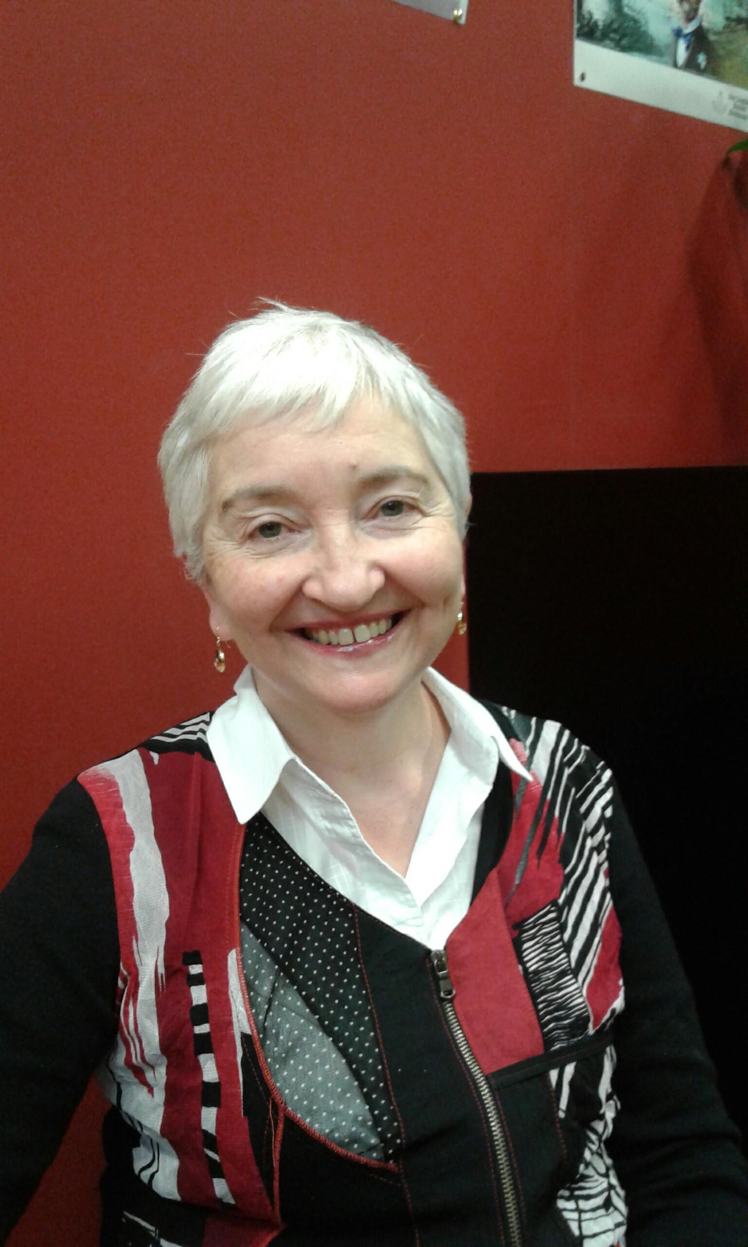Geraldine McHugh