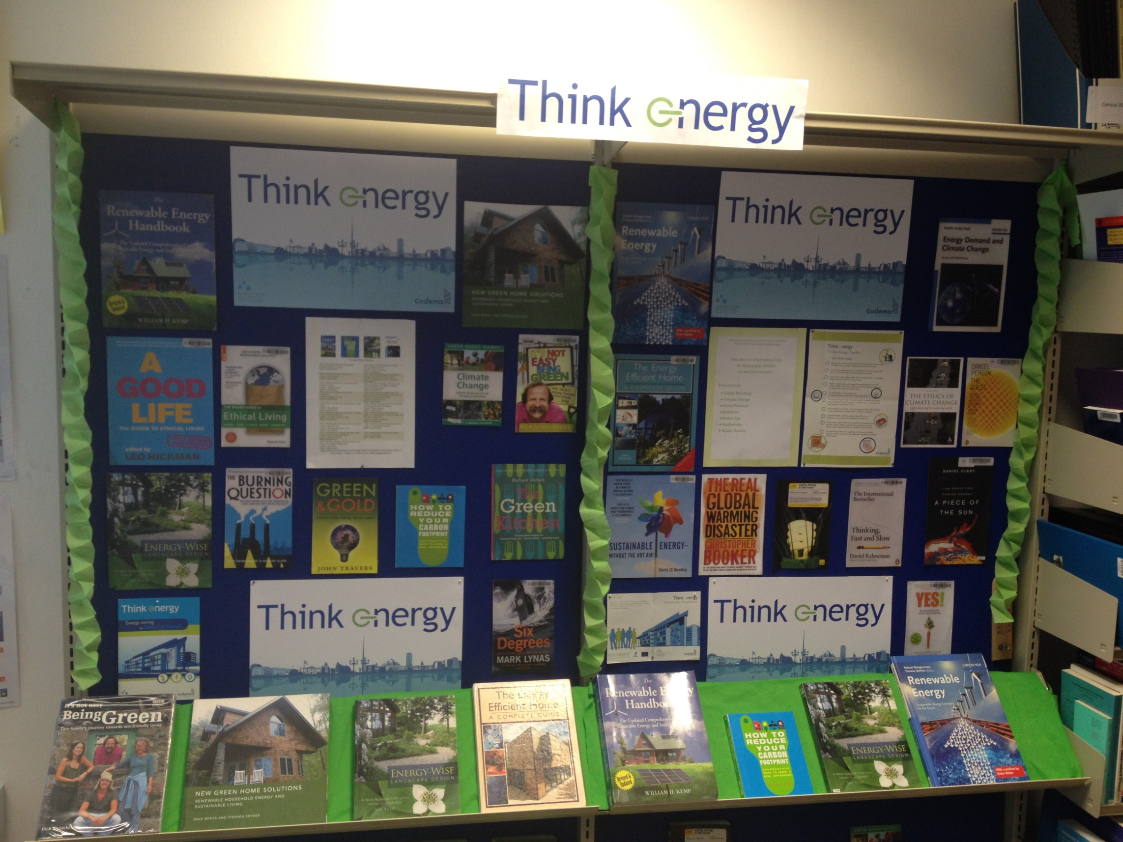 It Takes Lot Of Energy To Prepare For >> Think Energy Awareness Days Energy Efficiency Agency Dublin Codema