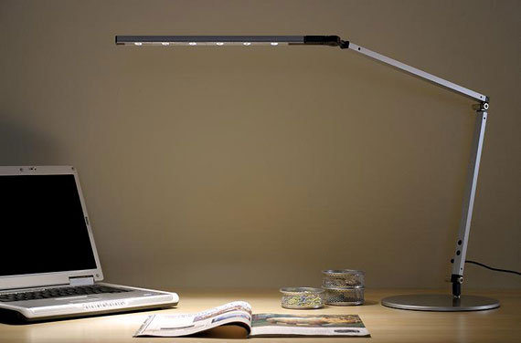 Use desk lamps