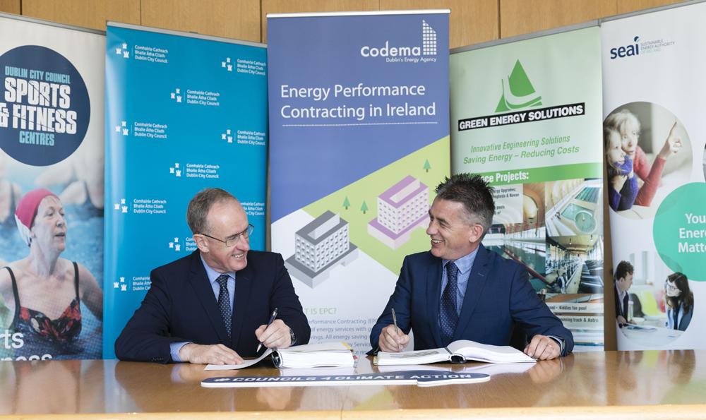Dublin City Council Awards Second Energy Performance